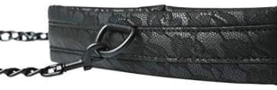 Midnight Lace Collar and Leash