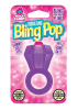 Bling Pop Vibrating Cock Ring