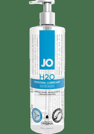 JO H2O Water-Based Lube (15 oz)