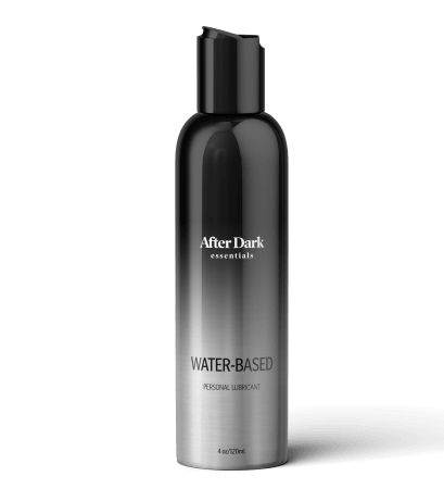 After Dark Water-Based Lubricant (4 oz)