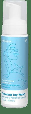 Satisfyer Women Foaming Toy Wash (7.5 oz)