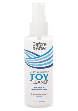 Before & After Toy Cleanser (4oz)