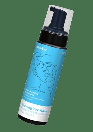 Satisfyer Men Foaming Toy Wash (7.5 oz)