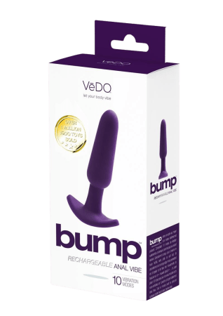Bump Anal Vibrator