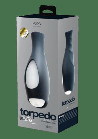 Torpedo Vibrating Stroker