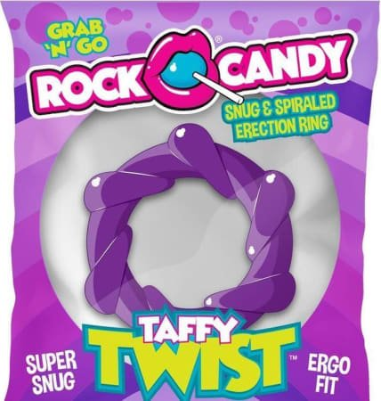 Taffy Twist Cock Ring