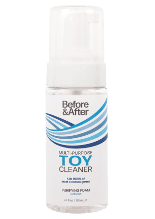 Before & After Foaming Toy Cleaner (4.4oz)