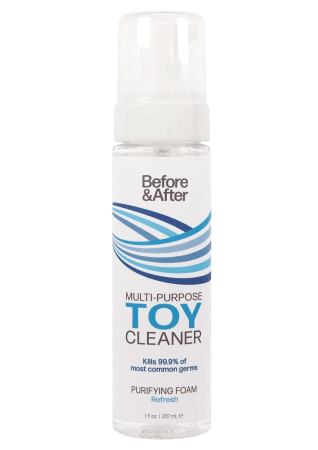 Before & After Foaming Toy Cleaner (7oz)