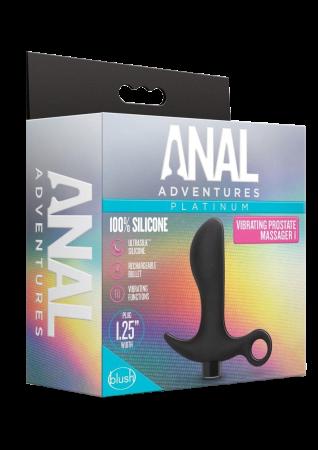 Anal Adventures Platinum Prostate Massager 01