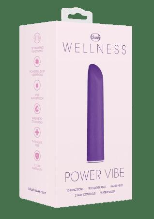 Wellness Power Vibrator