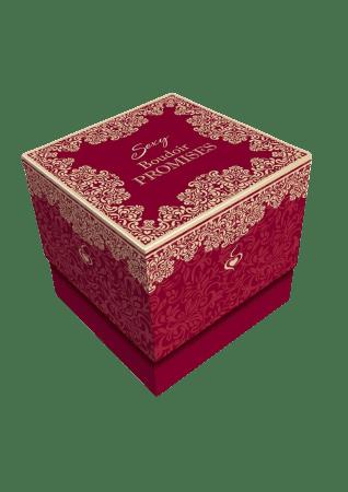 Sexy Boudoir Promises Card Game