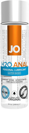 JO H2O Anal Water-Based Lube (2 oz)