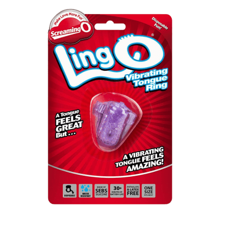 Ling O Vibrating Tongue Ring