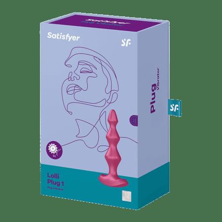 Satisfyer Lolli Plug 1 Anal Vibrator