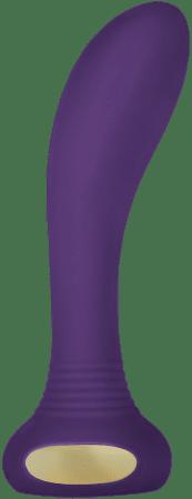 Euphoria Vibrator in Purple - Bellesa Sex Toys - Sex Toy Store
