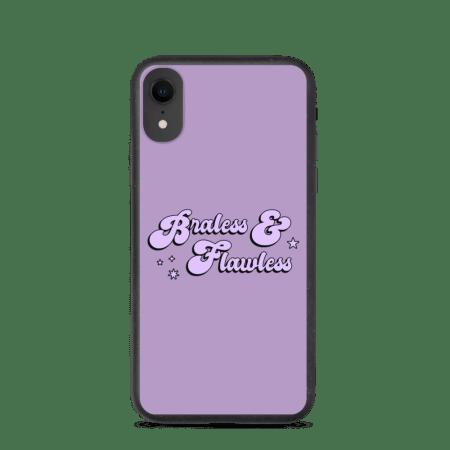 Braless & Flawless Phone Case