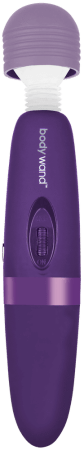 Body Wand Rechargeable Body Massager in Purple - Bellesa Sex Toys - Sex Toy Store
