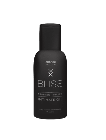 Hemp Bliss Intimate Oil