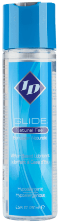 ID Glide Water-Based Lubricant (8.5 oz)