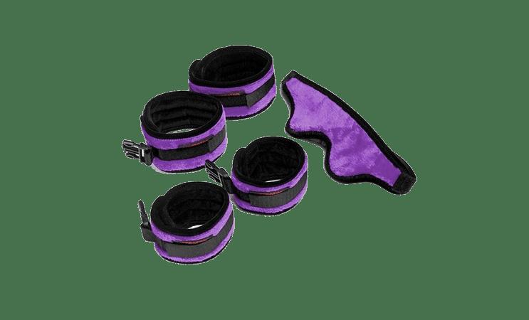 Liberator Plush Seduction Kit