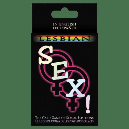 Lesbian Sex! The Card Game