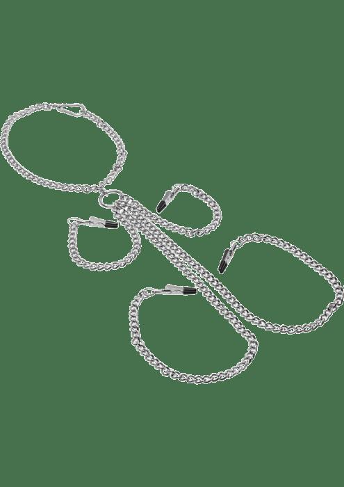 Master Series Collar and Quad Clamp