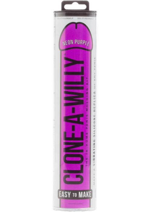Clone-A-Willy Vibrating Dildo Kit