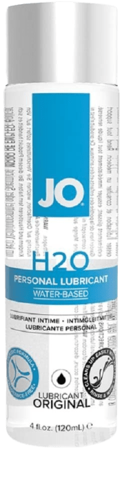 JO H2O Water-Based Lube (4 oz)