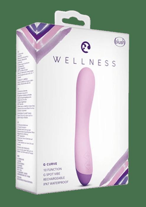Wellness G Curve Vibrator