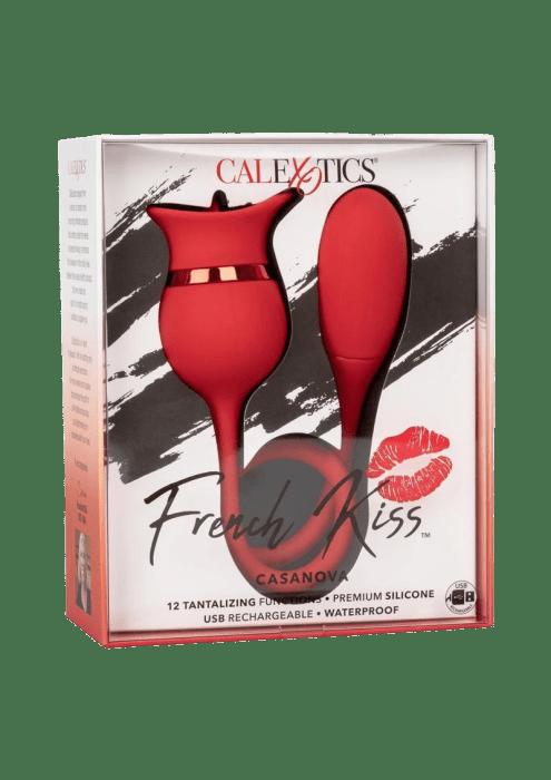 French Kiss Casanova