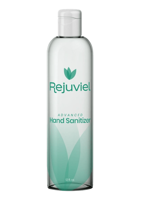 Rejuviel Advanced Hand Sanitizer (12 oz)