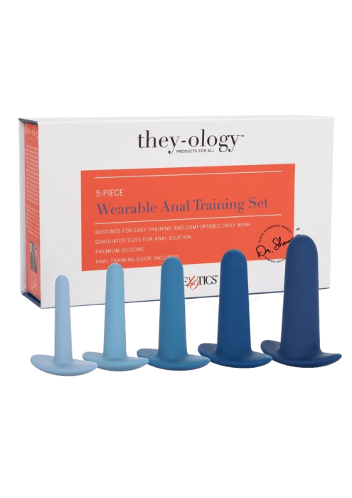 They-Ology Wearable Anal Trainer Set