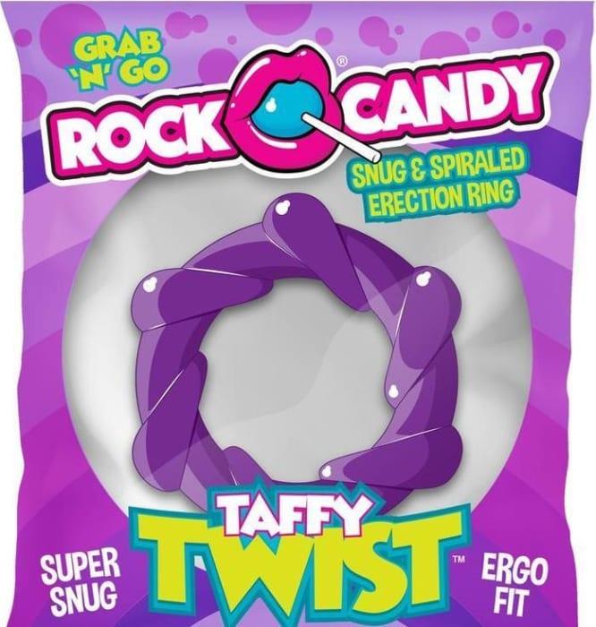 Taffy Twist Cock Ring