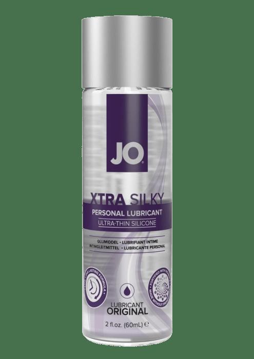 JO Xtra Silky Thin Silicone Lube (2 oz)