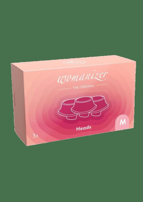 Womanizer Eco Heads (Medium)