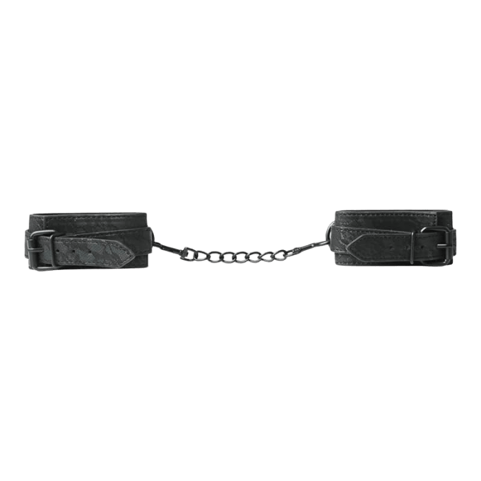 Midnight Lace Cuffs