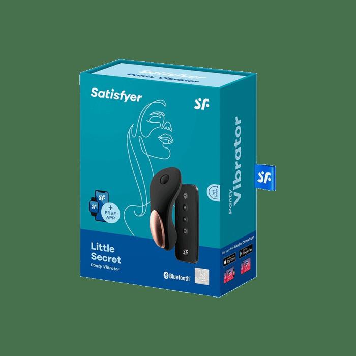 Satisfyer Little Secret Panty Vibrator