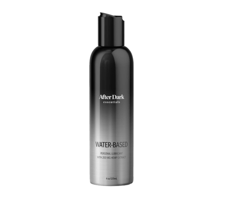 CBD-Infused Water-Based Lubricant