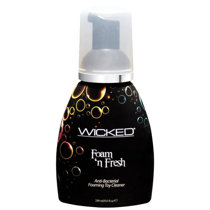 Wicked Antibacterial Foaming Toy Cleaner