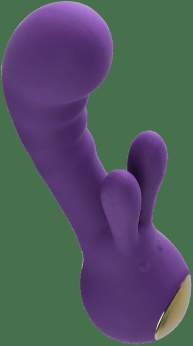 Khali Vibrator in Purple - Bellesa Sex Toys - Sex Toy Store