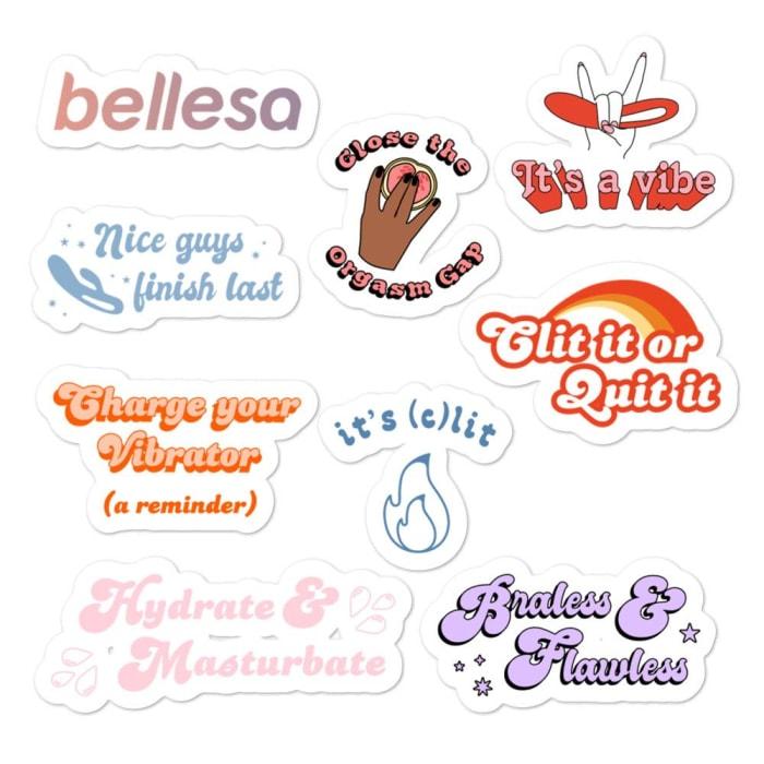 Bellesa Stickers