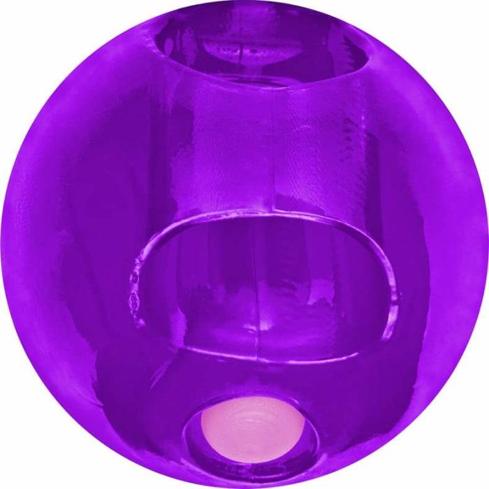 Gummy Ball Finger Vibrator