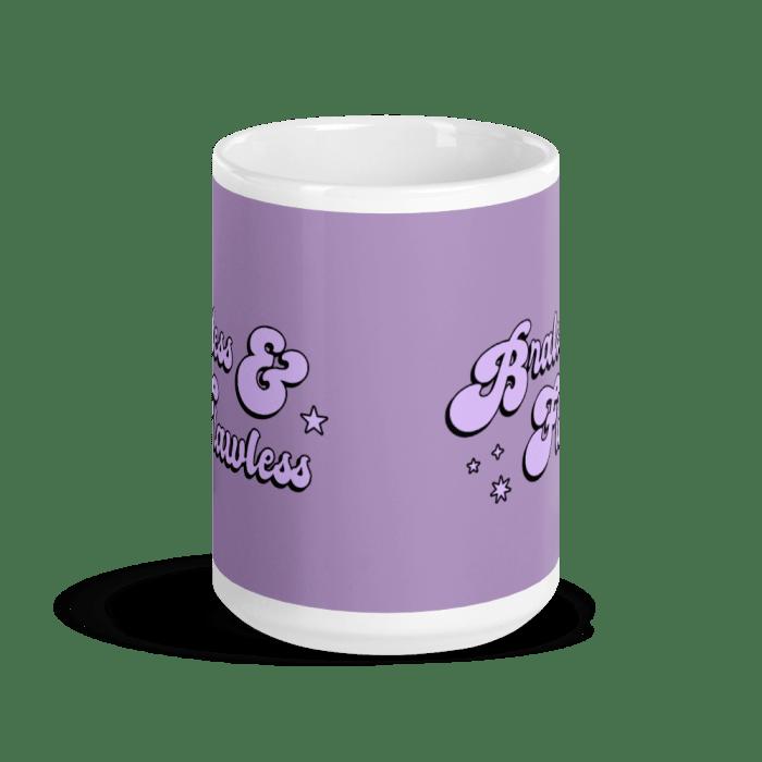 Braless & Flawless Mug